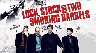 Is Lock, Stock and Two Smoking Barrels on Netflix?